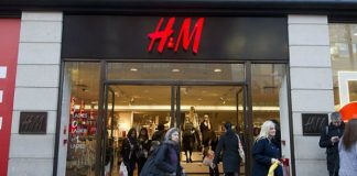 H&M group reported a 12 per cent increase in net sales year on year in the three months to 31 August, despite a 74 per cent drop in annual profits in its UK arm.