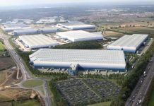 H&M warehouse