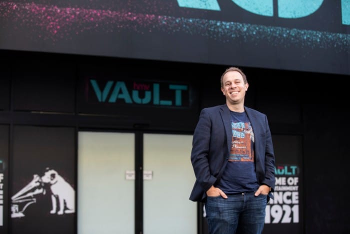 HMV starts revival with Vault in Birmingham, Europe's biggest music store