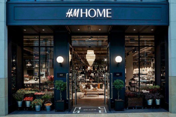H&M Home Bullring Hammerson
