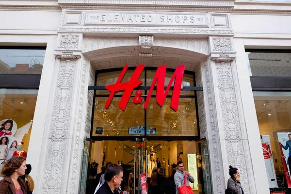 H&M saw