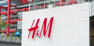 H&M sales fall