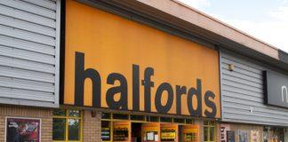 Halfords CFO