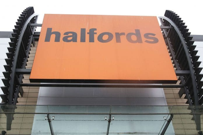 Halfords Christmas