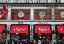 Hamleys at Liverpool one has relocated to a new larger store within the shopping destination after a successful year of trading.