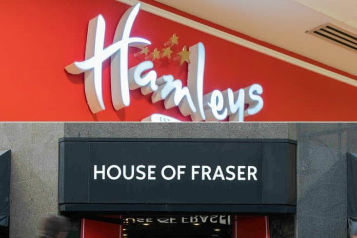 Hamleys House of Fraser