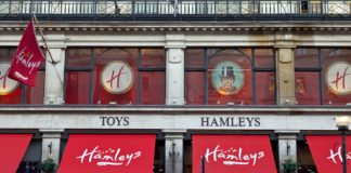 Hamleys appoints former Debenhams & The Body Shop exec David Smith as new CEO