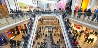 London's position as the number one shopping destination in the UK is under threat as international shoppers are travelling to Birmingham and Manchester instead.