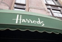Harrods pay cut