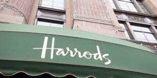 Harrods pay cut