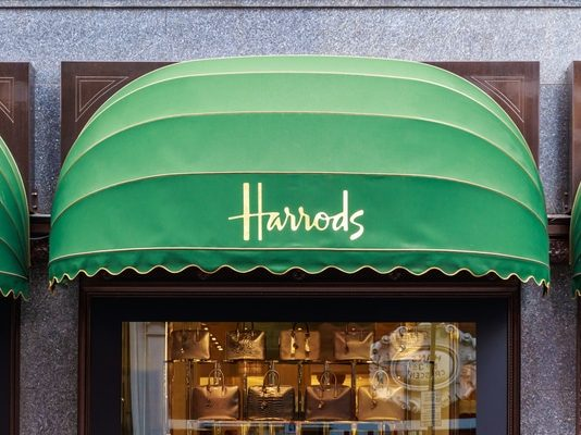 Harrods Qatar Holdings trading update