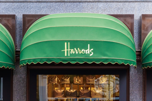 Harrods boss Michael Ward warns on Jeremy Corbyn as profits dip