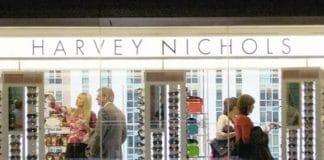 Harvey Nichols marketing