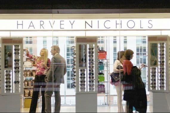Harvey Nichols marketing
