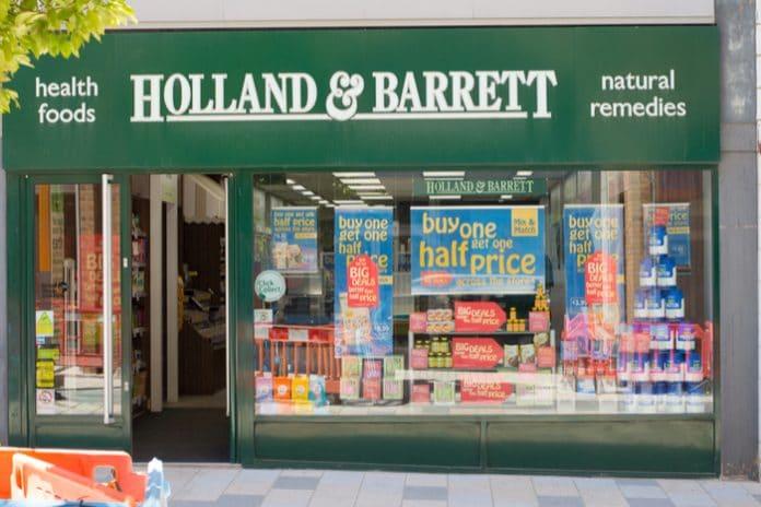 Holland & Barrett CIO