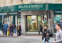 Holland & Barrett international boss Echo Lu exits