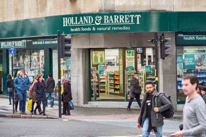 Holland & Barrett hires