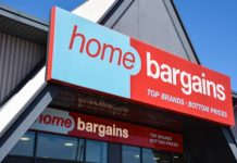 Home Bargains TJ Morris expansion trading update