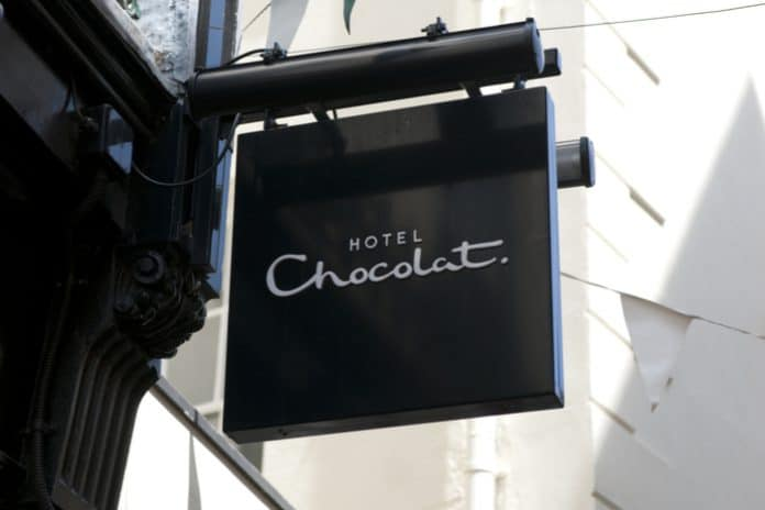 Hotel Chocolat enjoys half-year sales and profit boost