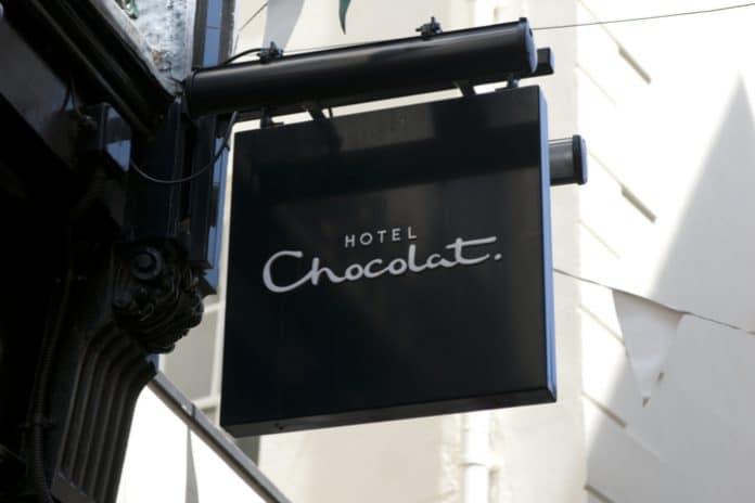 Hotel Chocolat Angus Thirlwell Christmas