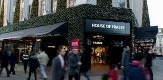 House of Fraser c.banner