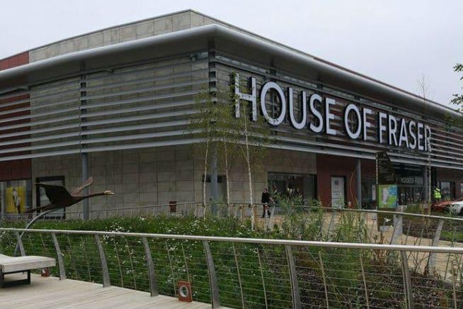 House of Fraser Sanpower