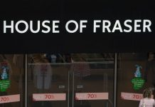 Department stores house of fraser fenwick