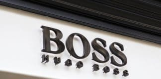 Hugo Boss CEO