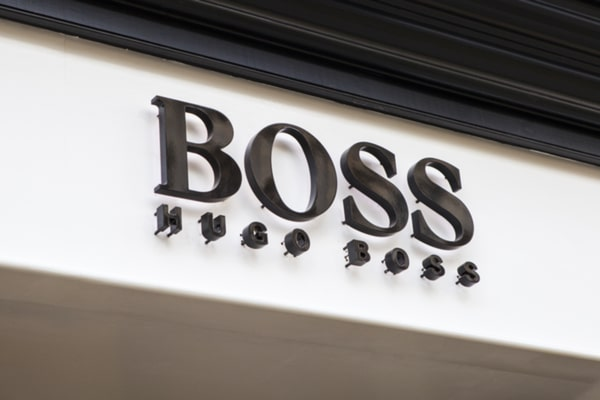 Hugo Boss CEO