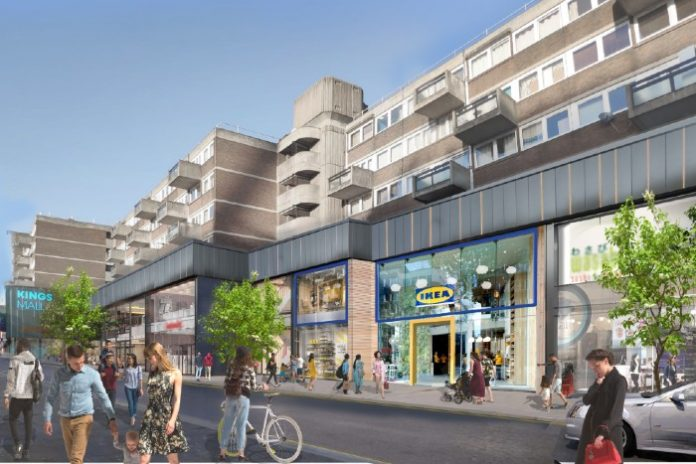 Ikea buys Hammersmith's Kings Mall to launch first small UK store