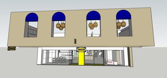 Ikea Bromley planning studio