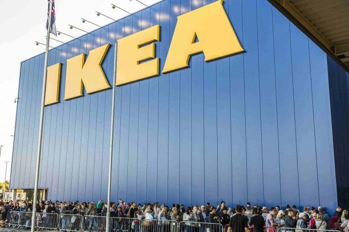 Ikea Sheffield