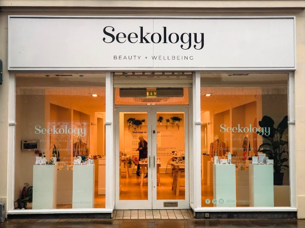 Seekology, a new store showcasing independent brands in beauty and well being has opened its doors in Richmond, south London.
