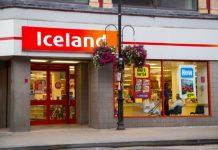 Iceland Richard Walker plastic packaging waste trial