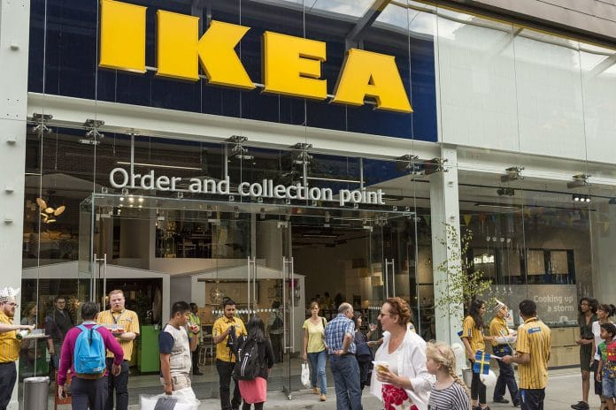 Ikea buys services firm TaskRabbit to help customers