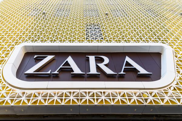 Inditex Zara