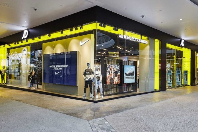 JD Sports continues Australian expansion with debut Sydney