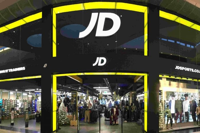 JD Sports CEO salary