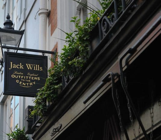 Jack Wills Philip Day