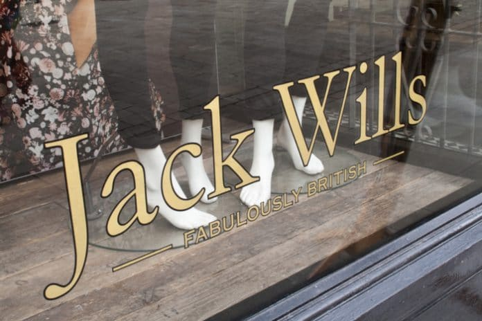 Mike Ashley's Sports Direct reportedly in pole position to make a swoop on Jack Wills