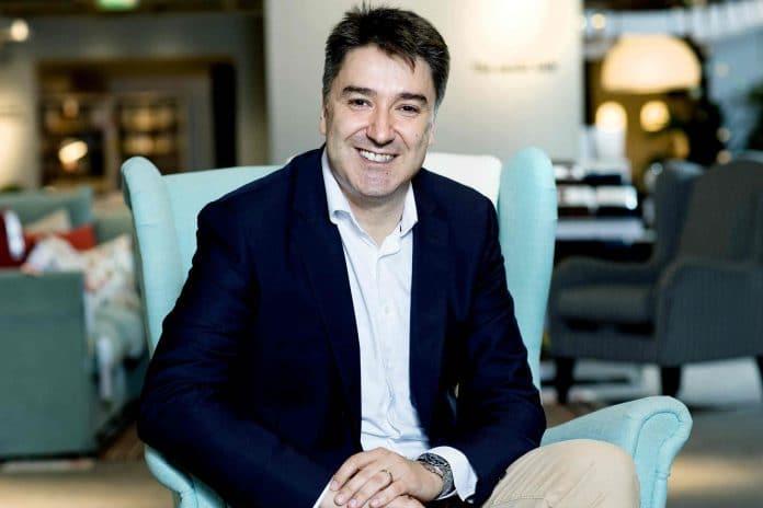 Javier Quiñones IKEA UK CEO