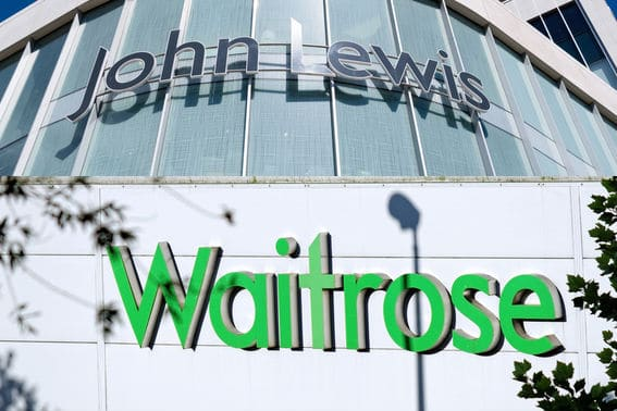 John Lewis profits
