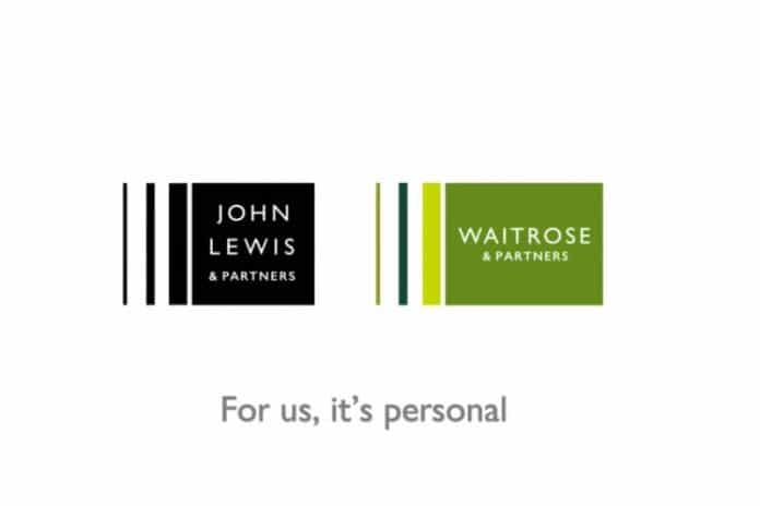 John Lewis Partnership's weekly sales declined by 2.9 per cent last week
