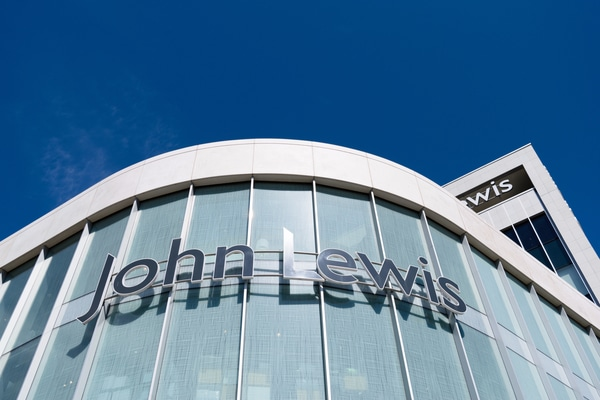 John Lewis brand health