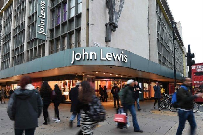 John Lewis Partnership Waitrose Paula Nickolds