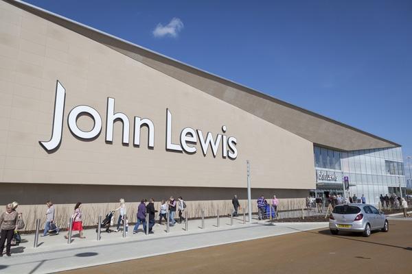 John Lewis modern slavery
