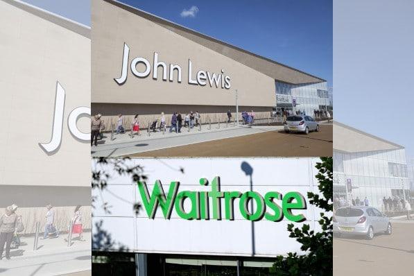 Weekly sales tumble 3.1% at John Lewis Partnership