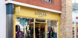 "Joules posts half-year sales uptick despite ""challenging"" conditions"