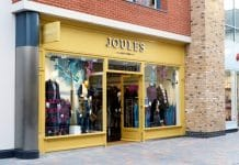 Joules Nick Jones Christmas trading update