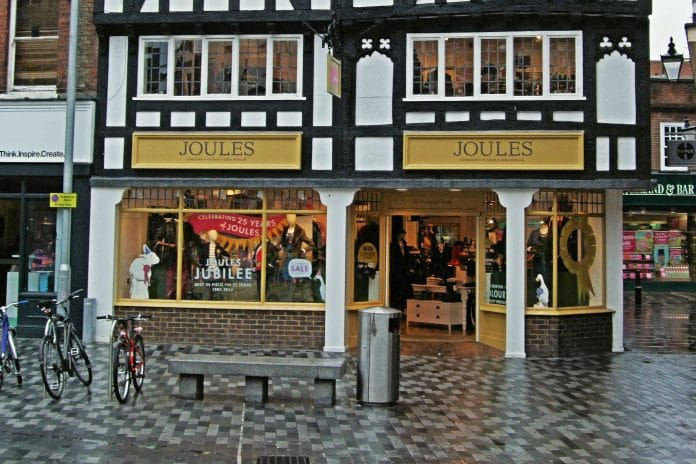 Joules Christmas